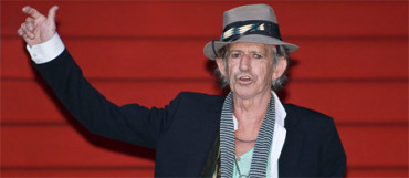 Keith Richards prueba con la literatura infantil