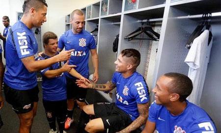"Corinthians ""ficha"" a un joven jugador con Síndrome de Down"