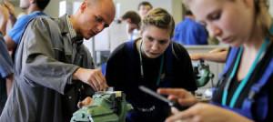 La OCDE considera que hay pocos alumnos de FP en España