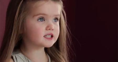 Niña de 3 años dona su cabello para ayudar a los niños con cáncer
