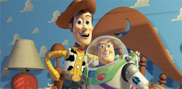 Esta recopilación de escenas de Pixar rinde tributo al mundo del cine