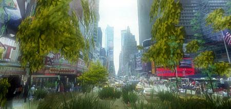 ¿Quieres ver cómo sería tu ciudad tras un apocalipsis?