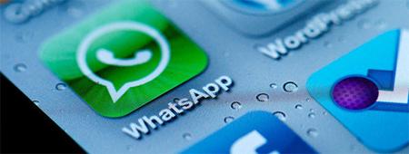 Consejos de la Policía para un buen uso de WhatsApp