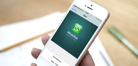 WhatsApp compartirá datos con Facebook