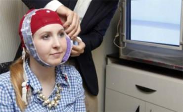 Un casco eléctrico para estimular el aprendizaje