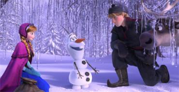 'Frozen', el filme de animación más taquillero de la historia