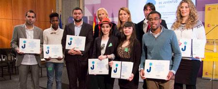 Premios Nacionales de Juventud 2013