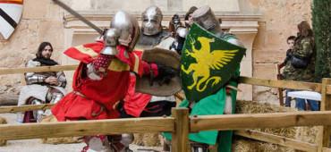 Primer campeonato mundial de Combate Medieval