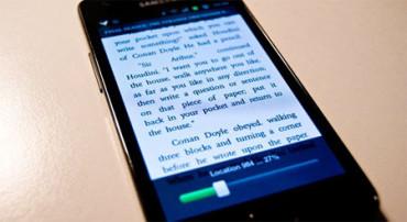 El móvil como herramienta contra el analfabetismo