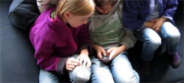 El primer móvil, antes de los 13 años