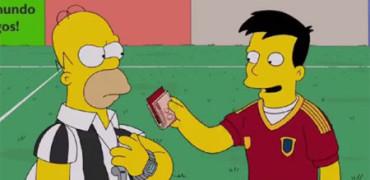 Revuelo por una controvertida secuencia de Los Simpson