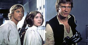 Los antiguos protagonistas de Star Wars juntos en el Episodio VII