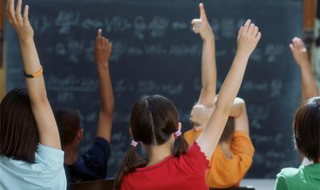 El horario escolar español es el más largo de toda Europa