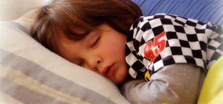 Las horas de sueño están relacionadas con la obesidad infantil