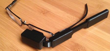 Fabrica tus 'Google Glass' por apenas 100 dólares