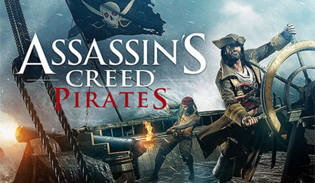Lanzan Assassin's Creed Pirates versión web
