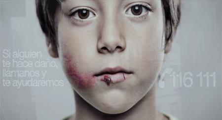 Aumenta el maltrato infantil en España