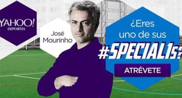 #Special1s, concurso futbolístico en el que Mourinho elegirá a los mejores