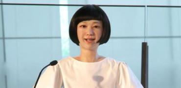 Diseñan androides para que presenten las noticias en Japón