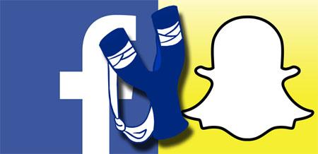 Facebook lanza 'Slingshot' para rivalizar con Snapchat