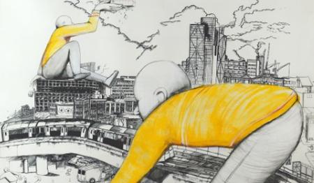 Google inmortaliza el arte urbano en 'Street Art Project'