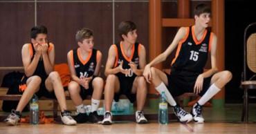 13 años y 2,26 metros de altura, ¿futura estrella del baloncesto?