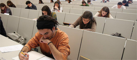 La universidad pierde alumnos pero aumentan los alumnos de máster