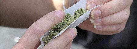 Aumenta el consumo de marihuana entre los jóvenes de 14 a 18 años