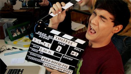 'Imberbe', webserie sobre el paso a la universidad desde el instituto