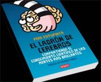 """""""Regalo 2.000 libros de 'El ladrón de cerebros' para fines educativos"""""""