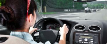 Los conductores jóvenes son más temerarios al volante