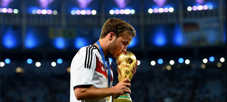 Alemania consigue su cuarto mundial