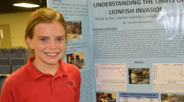 Estudio realizado por niña de 12 años asombra a ecologistas