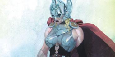 El nuevo Thor será mujer