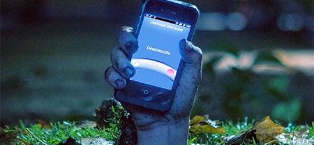 The Phonbies, campaña para prevenir la adicción al móvil