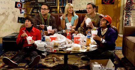 The Big Bang theory suspendida indefinidamente