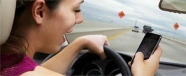 1 de cada 4 jóvenes europeos se ha hecho un selfie conduciendo