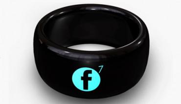 SmartRing, un anillo para unir las notificaciones de las redes sociales