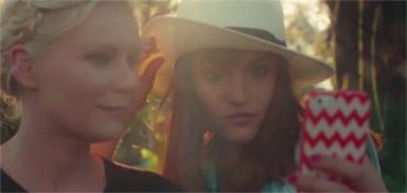 'Aspirational', cortometraje que parodia los selfies