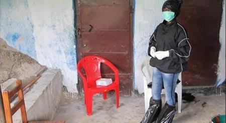 Joven liberiana logra salvar a su familia del ébola sin contagiarse