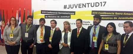 España asume por primera vez la presidencia de la Organización Iberoamericana de la Juventud