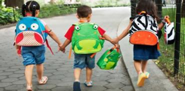 La mochila de colegio de 1 de cada 3 niños pesa el triple de lo recomendado