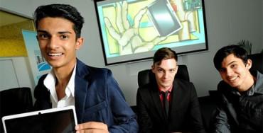 Joven de 14 años crea un kit de construcción de una tablet