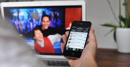 El consumo de televisión de los jóvenes desciende un 21% en un año