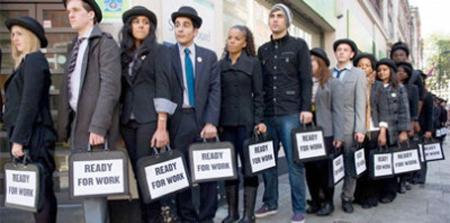 La OIT considera que el desempleo juvenil en España no puede ir a peor