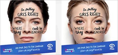 Actrices de Juego de Tronos se unen a la campaña Because I am a Girl
