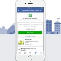 'Safety Check' de Facebook, para avisar de que estás a salvo tras una catástrofe