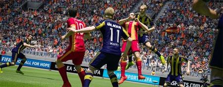 A por el récord de horas jugando al FIFA 15 por una causa benéfica