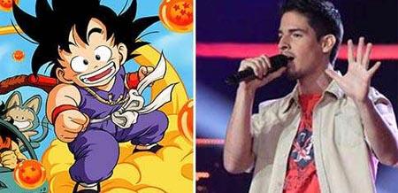Joven peruano canta el tema de Dragon Ball Z en La Voz Perú
