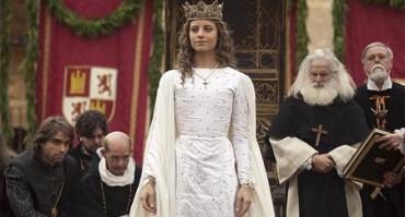 La serie 'Isabel', Premio Nacional de Televisión 2014